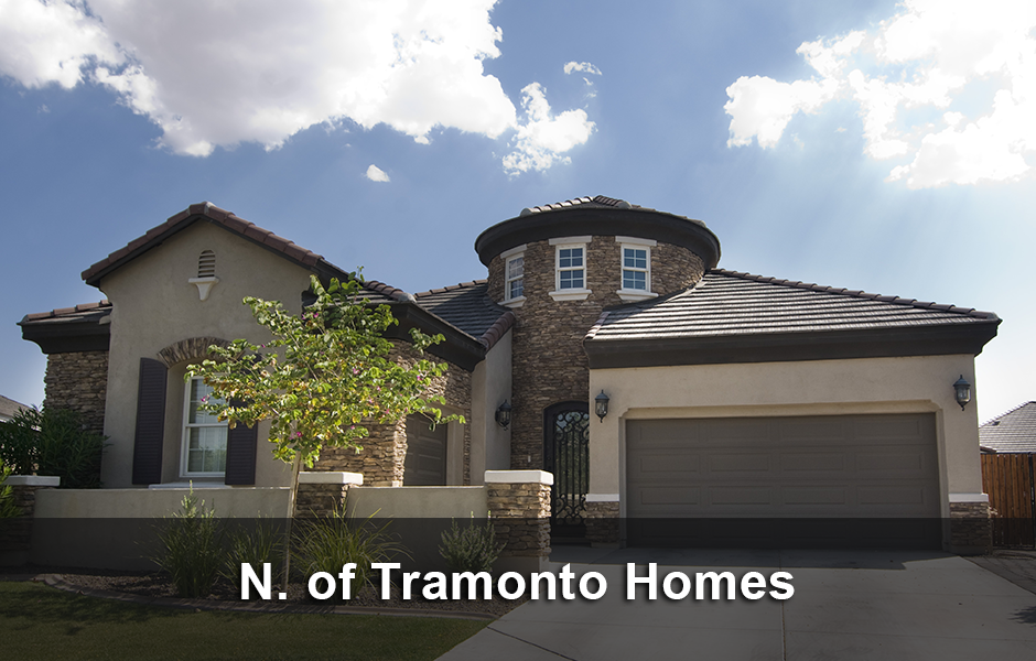 North of Tramonto Homes