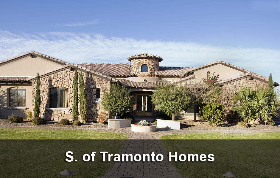South of Tramonto Homes