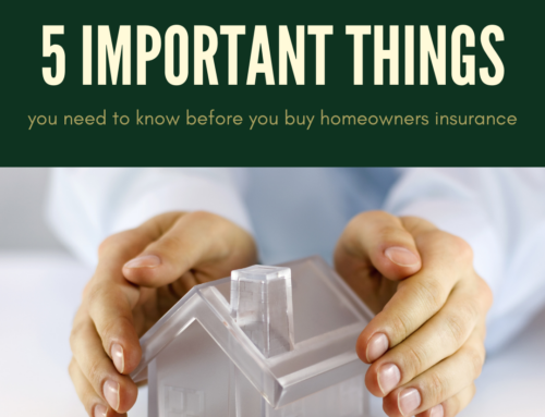 5 Important Things You Need to Know Before You Buy Homeowners Insurance