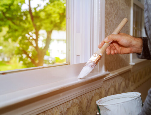 Which Color White Should You Paint Wall Trim? 4 Tips to Consider